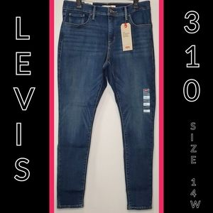Levi's 310 Shaping Skinny Women's Jeans